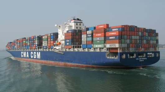 CMA CMG shipping.